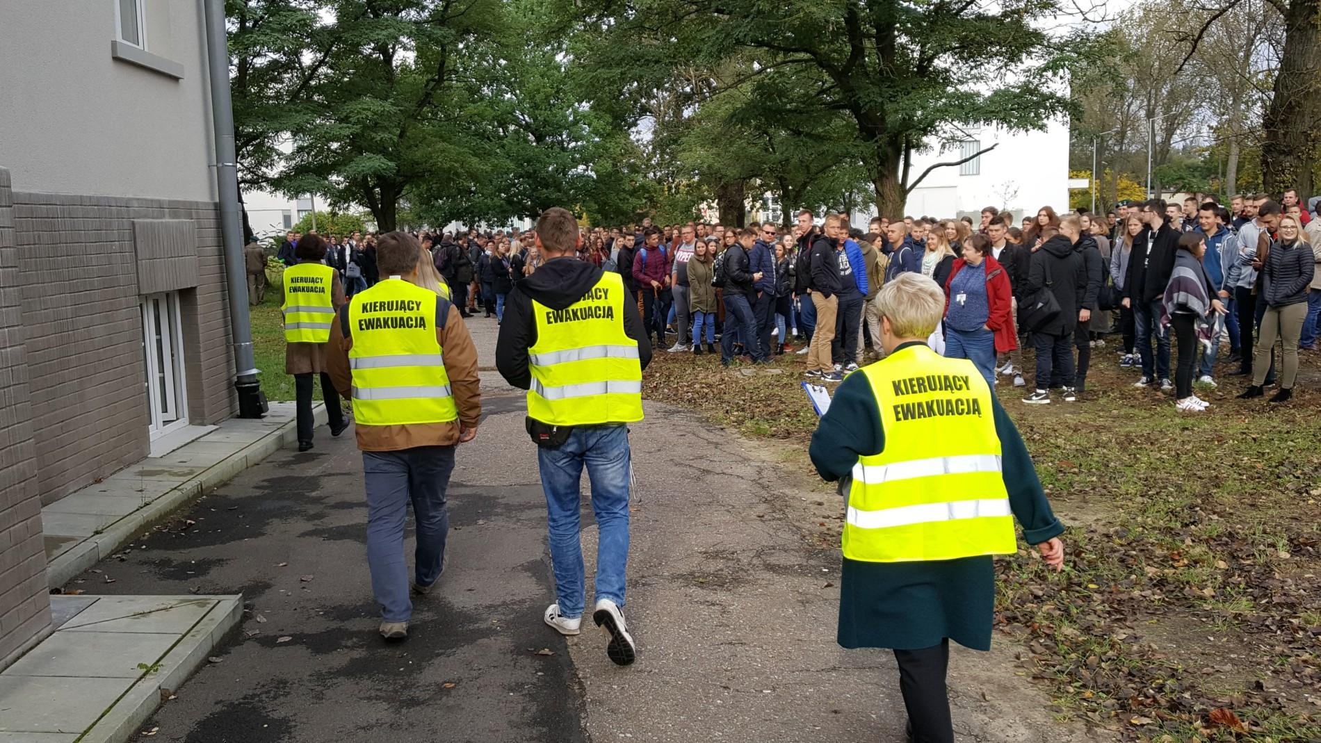 szkolenie dla kierowników ewakuacji