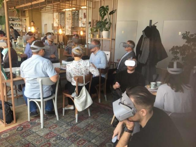 ciekawe szkolenia VR